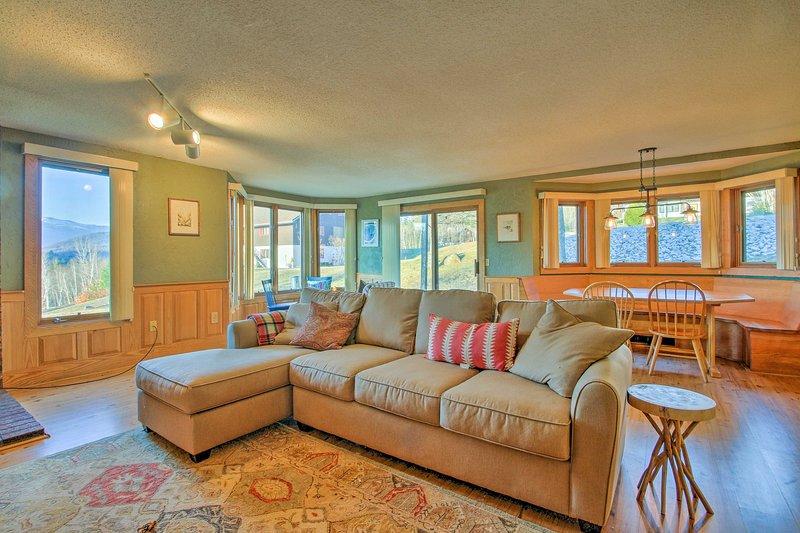 Bartlett Condo w/Pool Access & Mountain Views, casa vacanza a Jackson