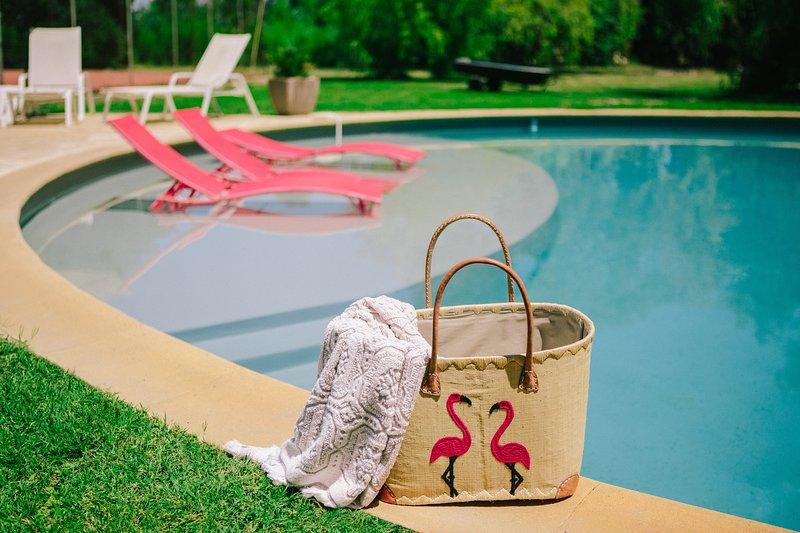 Le Mas Blanc de Boisviel, vacation rental in Le Sambuc
