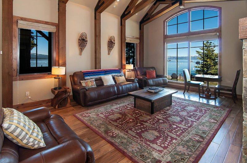 Sala de estar livig