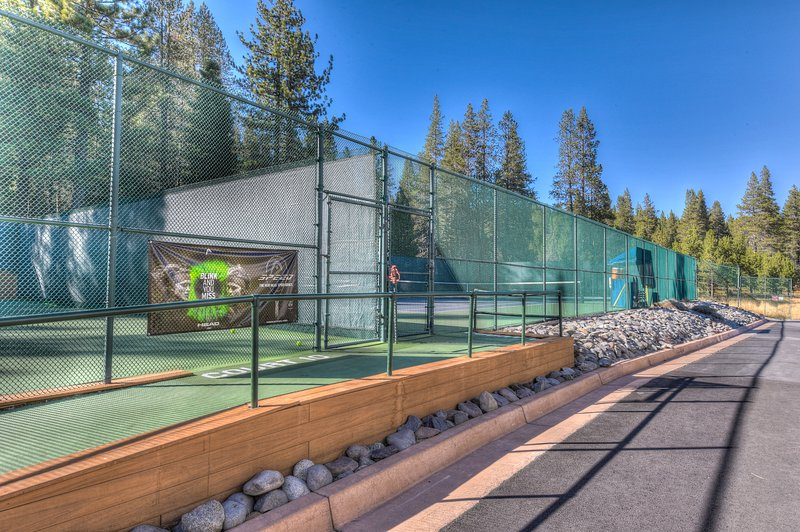 Accès au centre de loisirs Tahoe Donner et Trout Creek