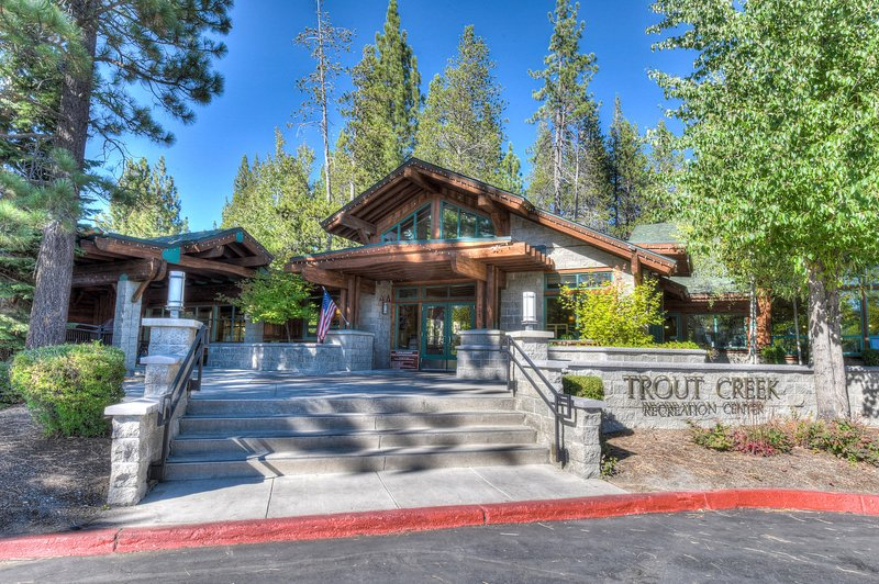 Tahoe Donner & Trout Creek Recreation Center Access