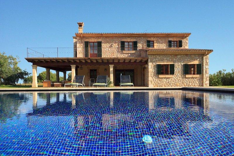 Villa Son Ferragut de Baix, aluguéis de temporada em Sa Pobla