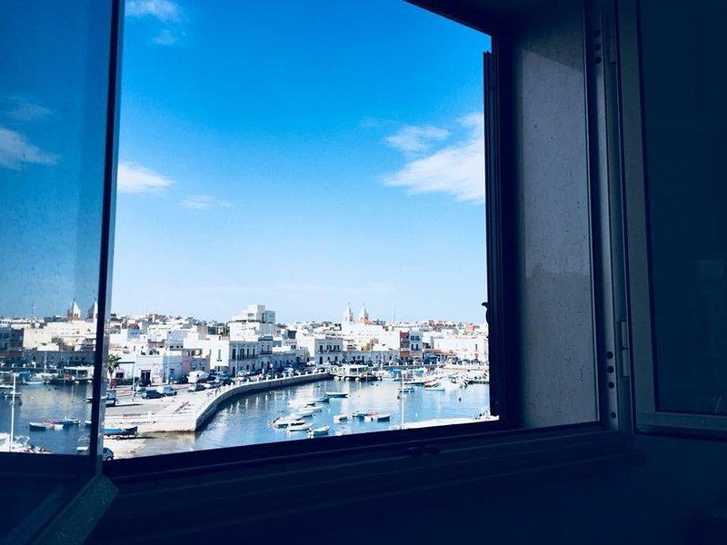 Port'Amare Relaxing suites, location de vacances à Bitonto