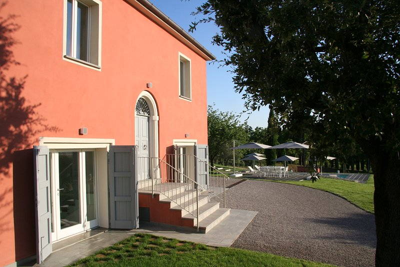 Villa Chic Cortona, vacation rental in Creti