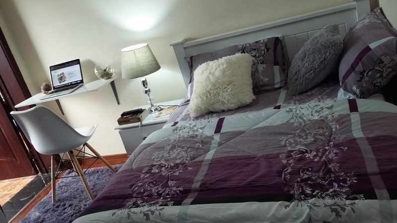 Elegant studio flat with WIFI and Free Netflix, vacation rental in Limuru