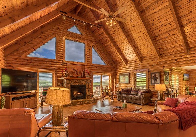 Sugar Bear Lodge, holiday rental in Banner Elk
