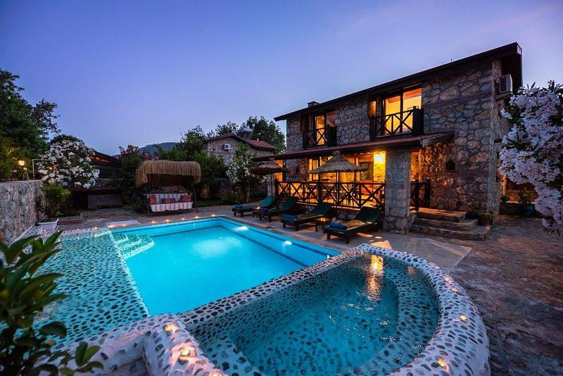 kaya cottage villas 1 – semesterbostad i Kayakoy