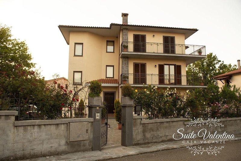 SUITE VALENTINA, holiday rental in Bagnoregio