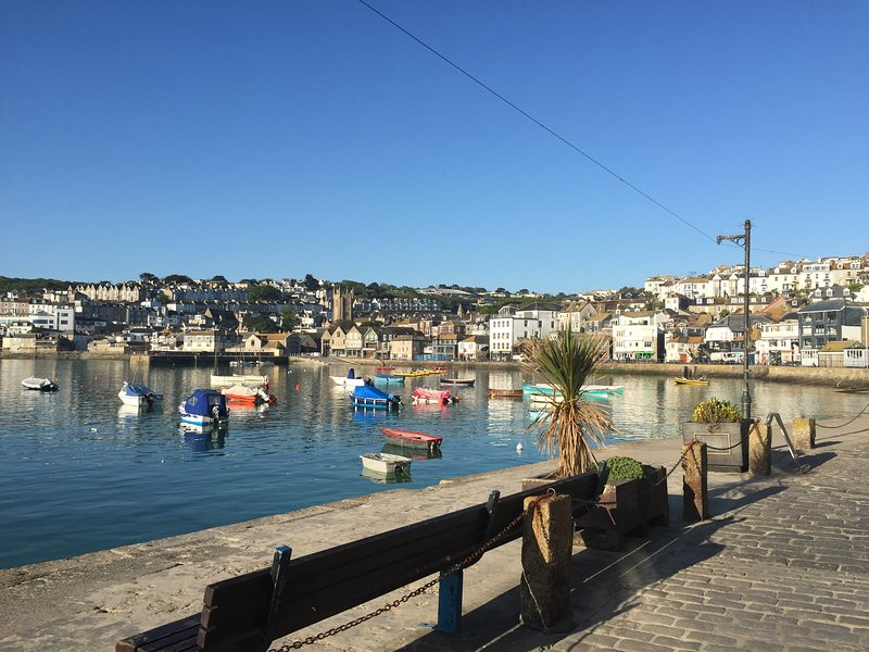 Sunnyhaven Cottage St Ives Cornwall Has Grill and Secure ...