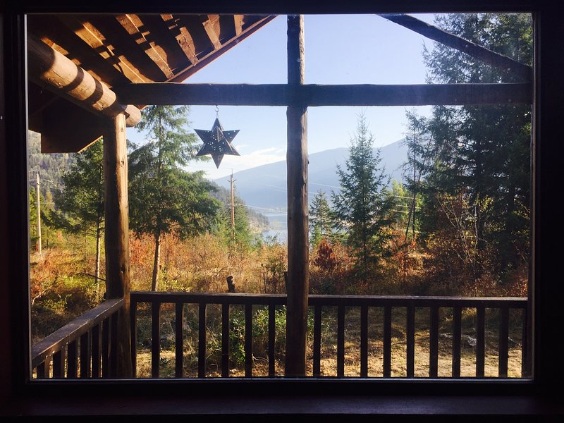 Morning Star Log Cabin, holiday rental in Nelson