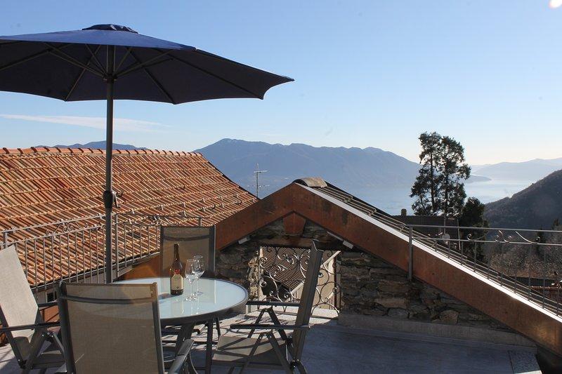 La Casetta delle ragazze Ribelli - Appartamento Enrica, vacation rental in Province of Verbano-Cusio-Ossola