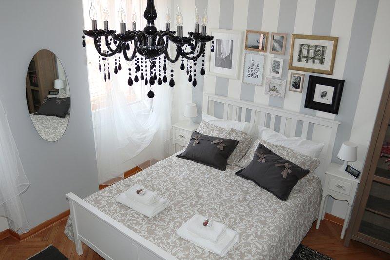 Casa vacanze I Tetti Trieste - Charming Apartmente in Town Center, vacation rental in San Giuseppe della Chiusa