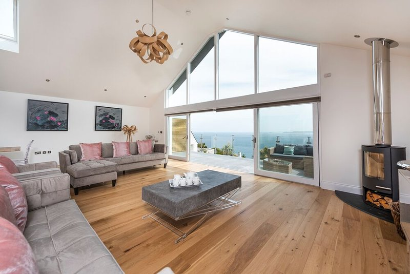 Amazing views from your settee