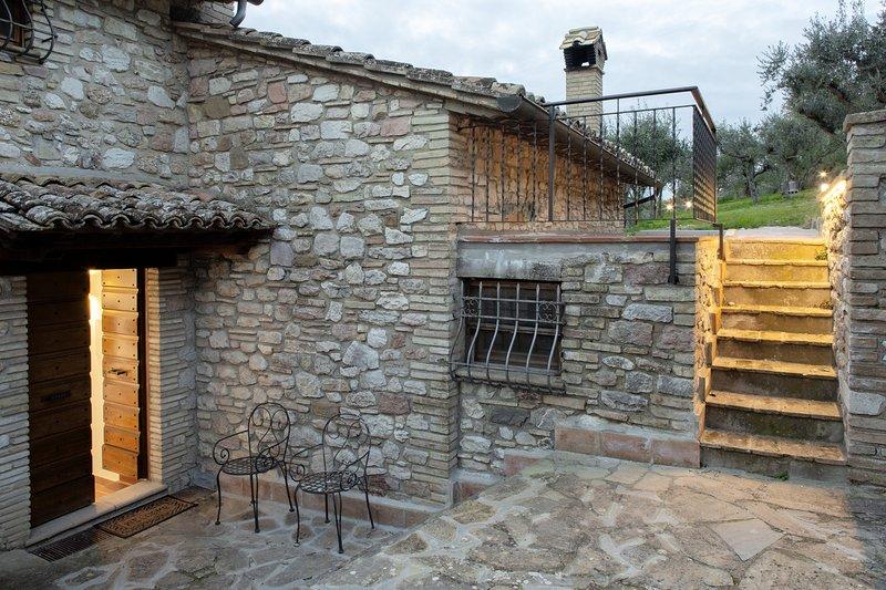 Casa Vacanza Il Melograno, aluguéis de temporada em San Vitale
