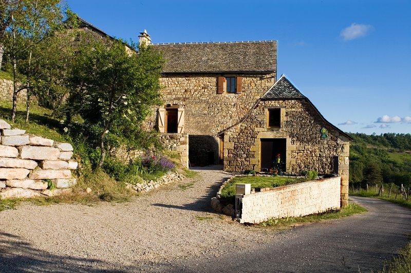 La Talonie, un gîte au coeur de la nature, vacation rental in Onet-le-Chateau