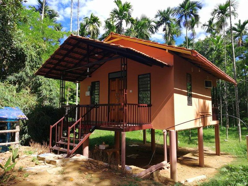Family villa.hut, vacation rental in Mananthavady