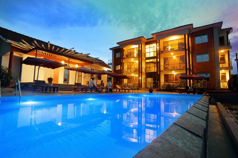 Beautiiful 3-Bed Apartment in Kampala, alquiler vacacional en Munyonyo