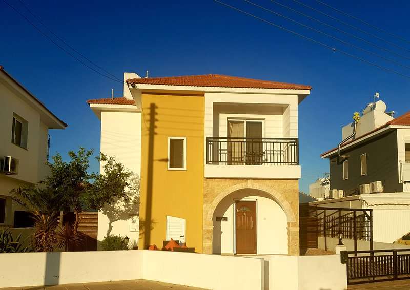 Villa Christina, vacation rental in Xylophagou