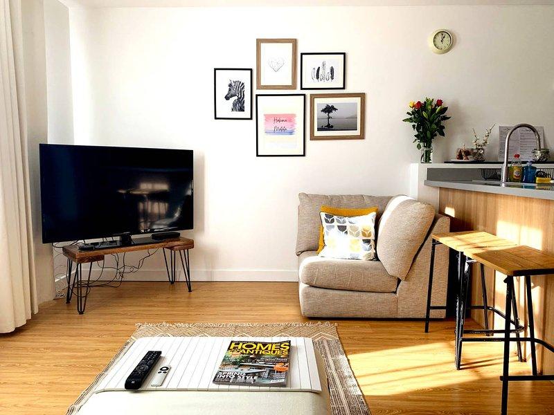 Hamilton House- Home Crowd Luxury Apartments – semesterbostad i Mexborough