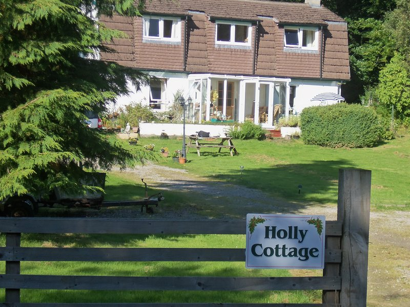 Holly cottage  balnain loch ness, holiday rental in Inverfarigaig