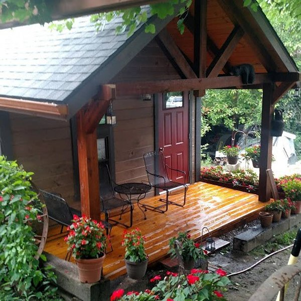 Christi's Hideaway Cabin in Winesburg, Ohio, holiday rental in Millersburg