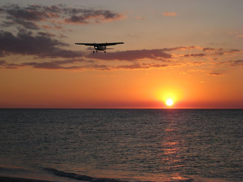 Let your imagination fly away into the the sunset horizons of north captiva island-the little oasis