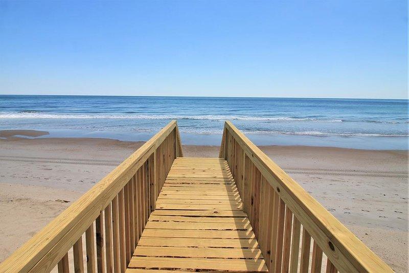 Accès à la plage 1