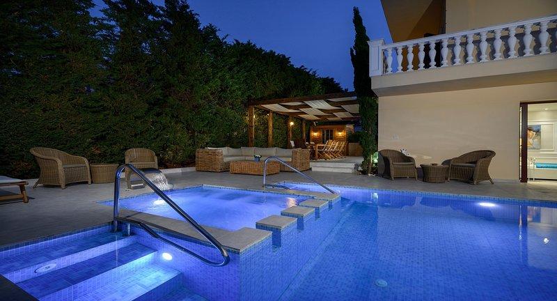 Pantis Palace VIP, Akrotiri Chania Crete, holiday rental in Akrotiri