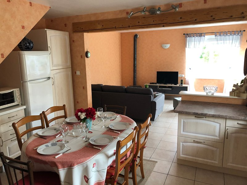 LE REVE DE CHARLES PROCHE GERARDMER, holiday rental in Champdray