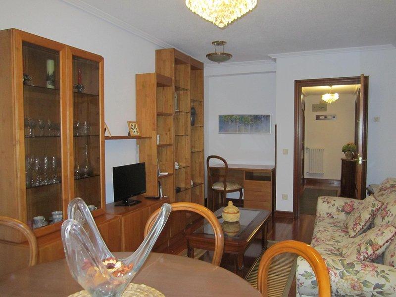 Gijon, Plazuela San Miguel Apartment, holiday rental in Somio