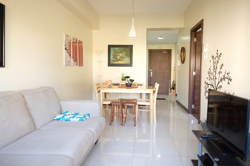 City View Condo Homestay at the heart of Ortigas Center, holiday rental in San Juan