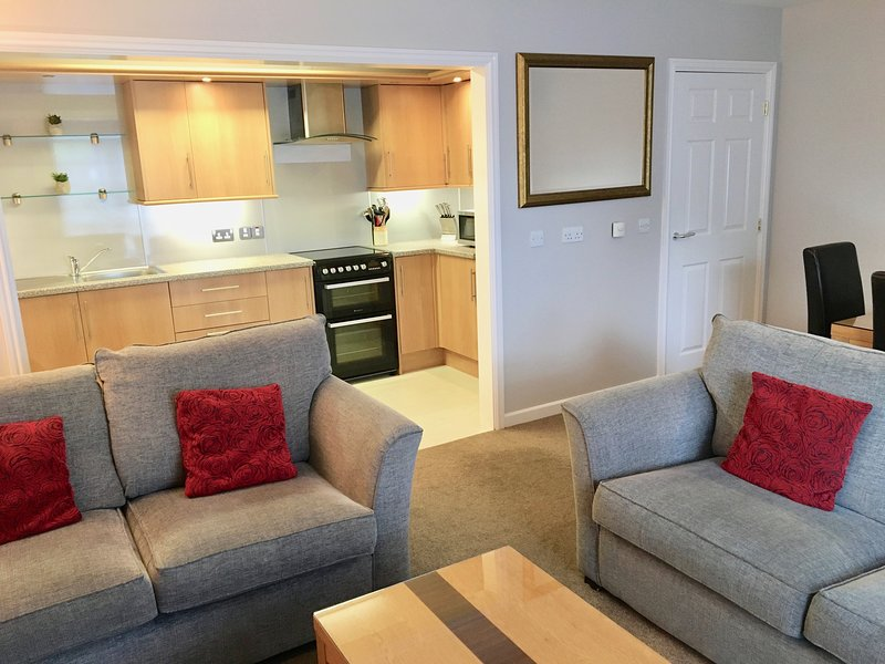Apartment 1, Broad Street Gardens, Kirkwall, location de vacances à Mainland