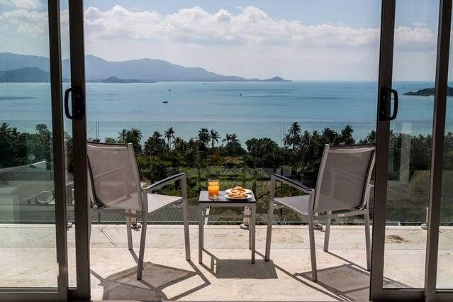 Petit déjeuner sur votre balcon?