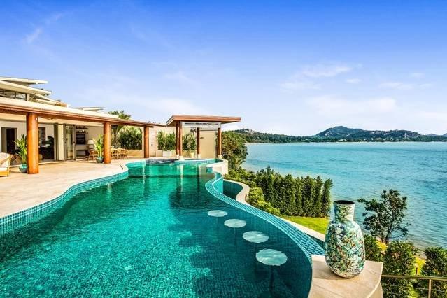 Villa Nagisa, alquiler vacacional en Plai Laem