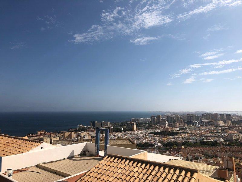 Apartamento con vistas al mar, holiday rental in Aguadulce