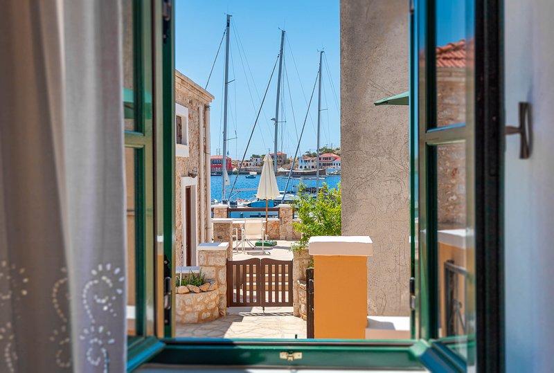 Matinas House, holiday rental in Tilos