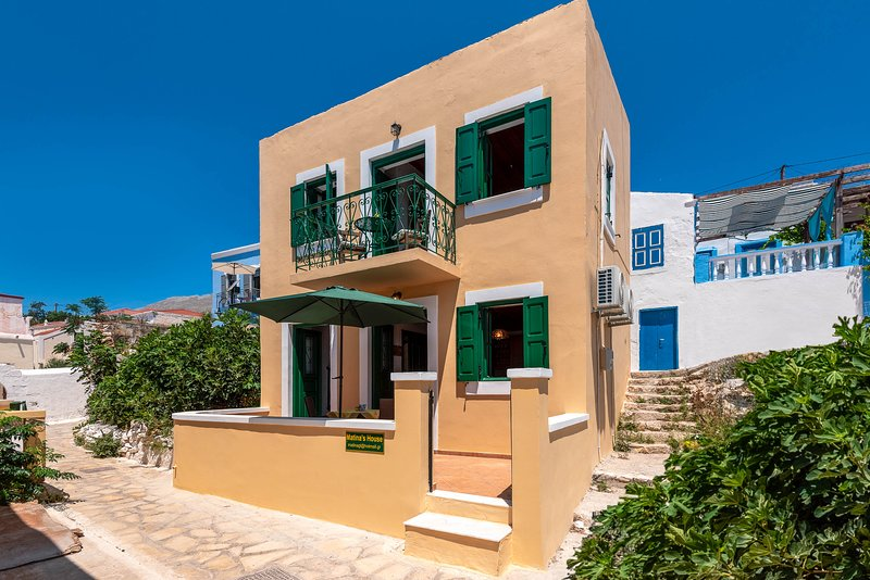 Matinas House, holiday rental in Livadia