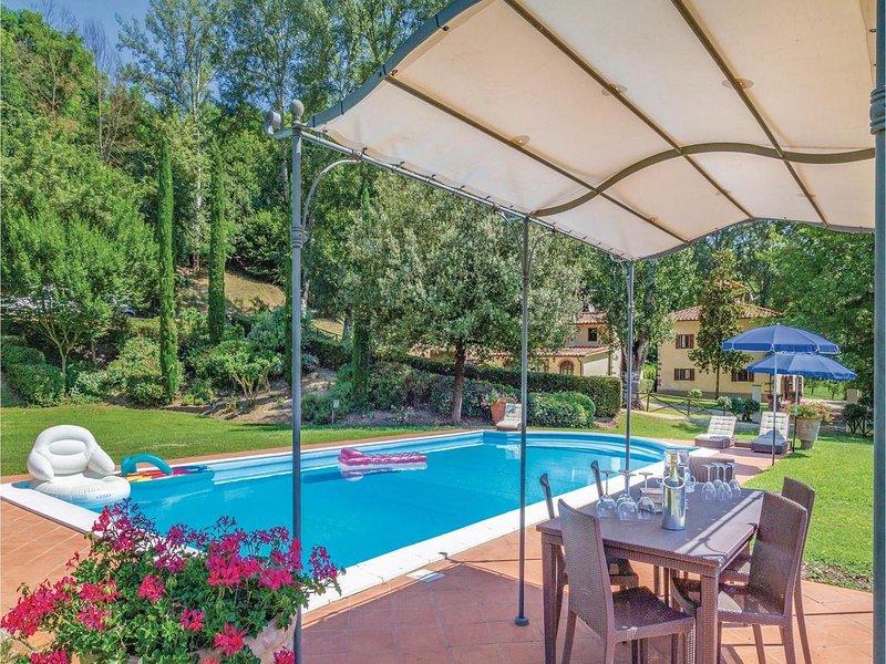 Villa La Bornia, location de vacances à Castelfranco Piandisco