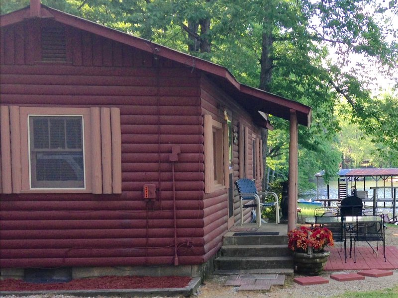 Lakefront Cabin Pet Friendly Smith S Hot Springs Ar