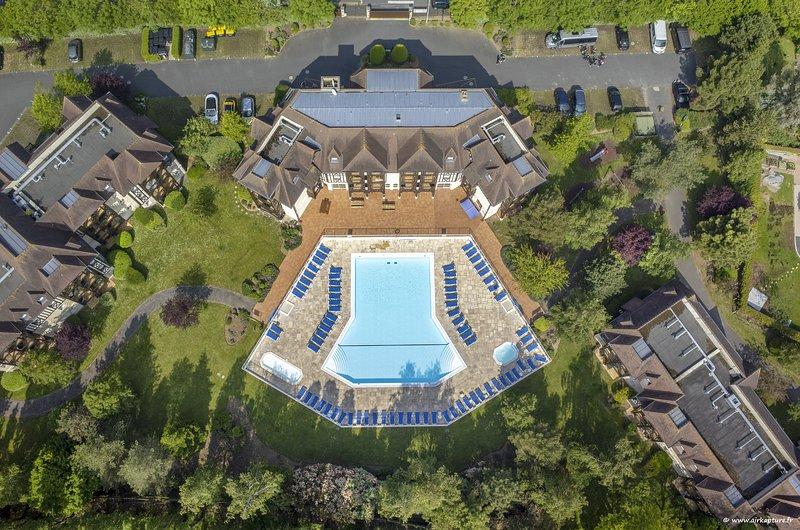 La Résidence du Golf de Deauville 1, holiday rental in Bonneville-sur-Touques