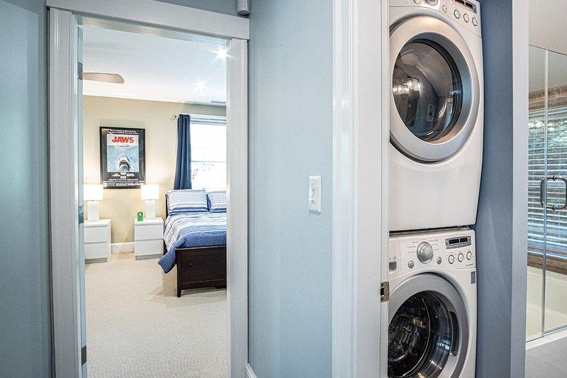 Área de serviço e banho de segundo nível para o quarto # 3