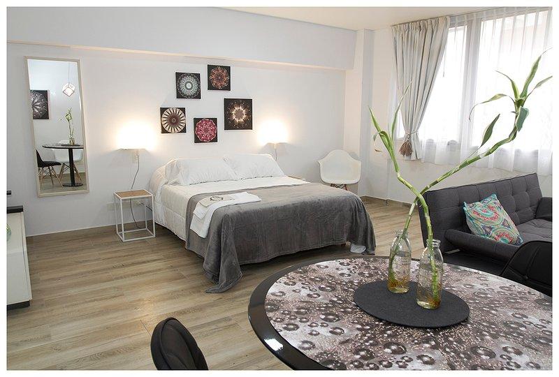 Depto muy luminoso zona Nuñez Edificio a Estrenar, holiday rental in Olivos
