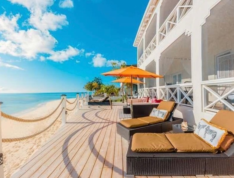 Reef House,BESCH FRONT, North Suite – semesterbostad i Grand Turk
