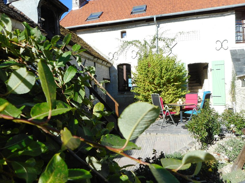Maison alain, holiday rental in Chaveignes