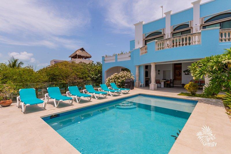 Casa Hermosa, holiday rental in Isla Mujeres