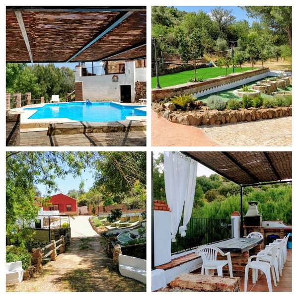 Vivienda turística de alojamiento rural Casa El valle, holiday rental in Fuente Obejuna