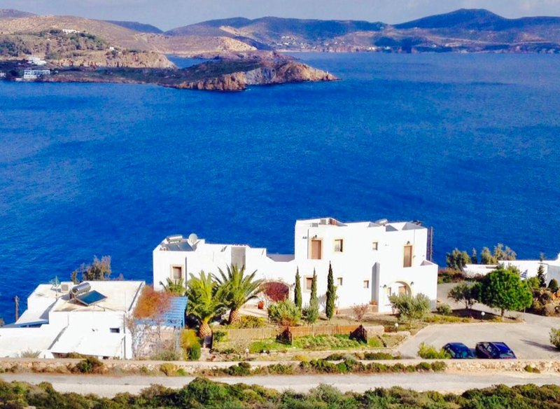Le meilleur endroit pour séjourner à Patmos., casa vacanza a Grikos