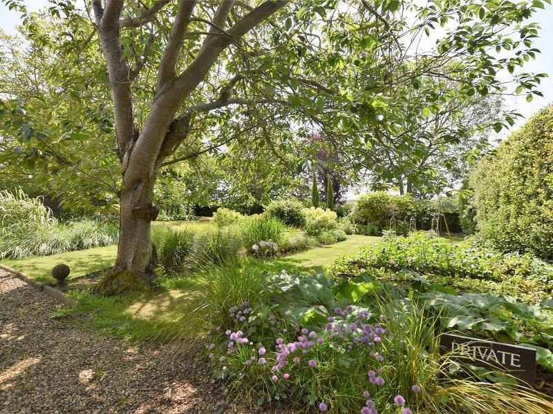 Vicarage gardens