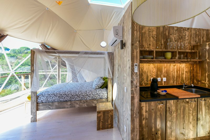 Reserva Alecrim The Amazing Glamping in Alentejo, location de vacances à Sao Domingos