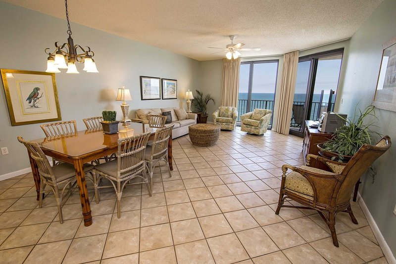 Rates Dropped ~ Close to FloraBama ~ All Tile 3/2 ~ Phoenix X 1414 ~ Gulf Front, alquiler de vacaciones en Orange Beach